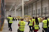 New Wave opens logistics centre