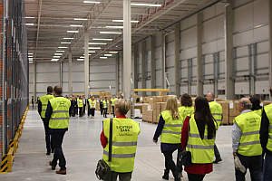 newwave 332 2 - New Wave opens logistics centre