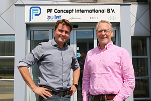 Boonekamp Oster - Own paper production at PF Concept