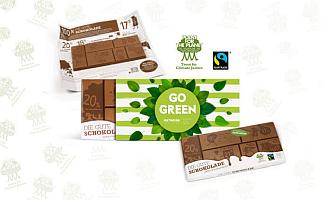 DieGuteSchokolade Herzensprojekt nurWeb - Magna sweets: Challenge for climate protection