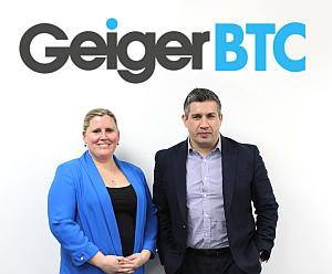 LauraBrannan and JasonDarbyshire - GeigerBTC: New Supplier Relationship Manager