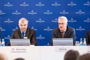 VB Geschaeftsfuehrung - Villeroy & Boch: Successful fiscal year 2018