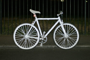 160910 Volvo Cars Life Paint - Cycling: I want to ride my bicycle