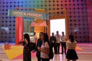 hktdc 19 - Hong Kong Gifts & Premium Fair: New records