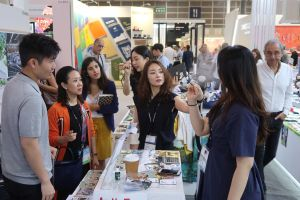 hktdc 19 1 - Hong Kong Gifts & Premium Fair: New records