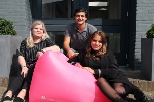 pinkcube nochmalneum - Pinkcube: Three new team members