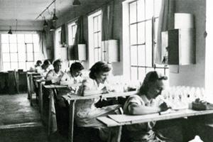 BeginnGlasveredelung 1930 - Rastal: 100 years ahead of time