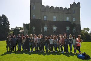 Goldstar Team Building at Malahide Castle July 2018 cropped - Goldstar: Team building in Malahide Castle