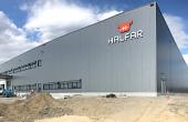 Halfar: New logistics centre