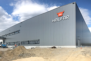 halfar news 27072019 - Halfar: New logistics centre