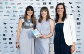 Sarah Penn wins Women in Business Award