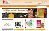 Kalfany Süße Werbung: New online editor