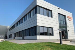 mbw - mbw: New company premises
