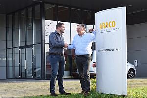 DSC 0030 - Araco: New Managing Director