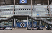 HSV Merchandising Messe: Over the pitch