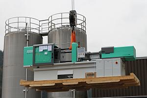 klio eterna spritzgießmaschine 1 - Klio-Eterna: New acquisition and recertification