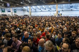 spiel 2019 - Spiel '19: Increased attendance again