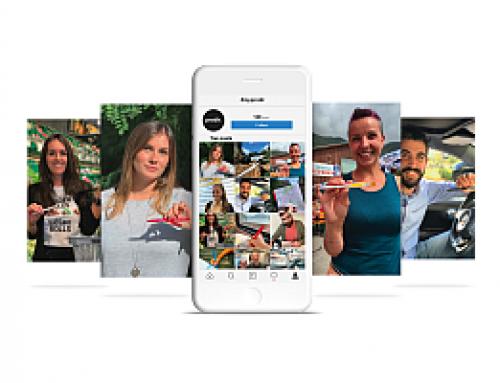 Prodir launches Instagram campaign