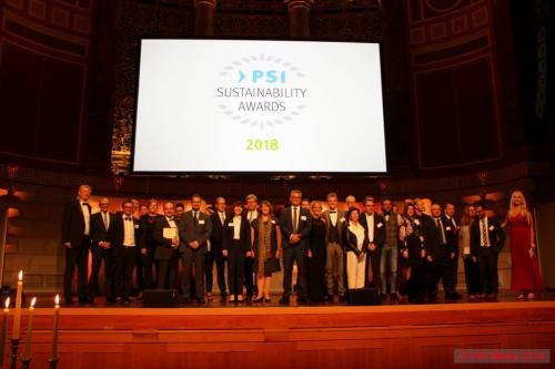 PSI Sustainability Awards 20 DCE