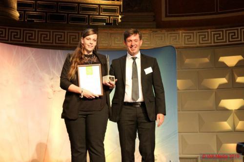 PSI Sustainability Award 08 DCE