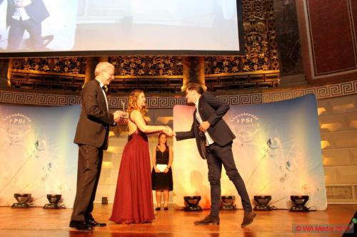 PSI Sustainability Award 09 DCE