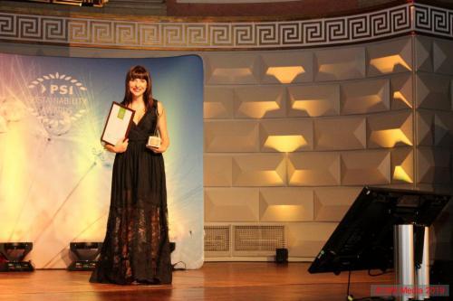 PSI Sustainability Award 13 DCE